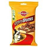 Mars Petfoods Pedigree C&T Gravy Bones Original 175G