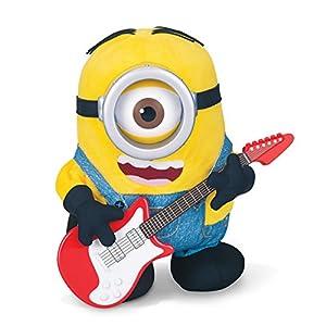 Minions Movie Talking Rock N Roll Stuart