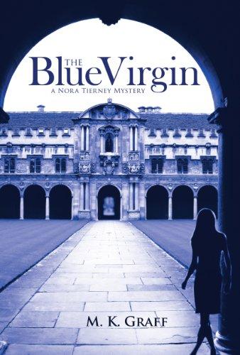 The Blue Virgin, M.K. Graff