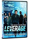 Leverage: The Complete First Season