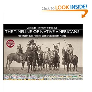 The Timeline of Native Americans (World History Timeline) Greg O'Brien
