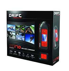 Drift HD170 HD Action Video Camera with 4X Digital Zoom