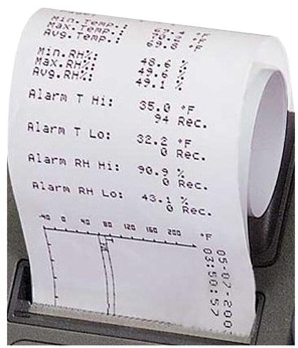 Extech 422377 Thermal Paper Roll For Extech 422324 Dual Input Thermometer/Printer (38mm Thermal Paper compare prices)