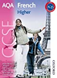 img - for AQA GCSE French Higher Student Book book / textbook / text book