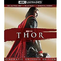 THOR [4K Ultra HD + Blu-ray]