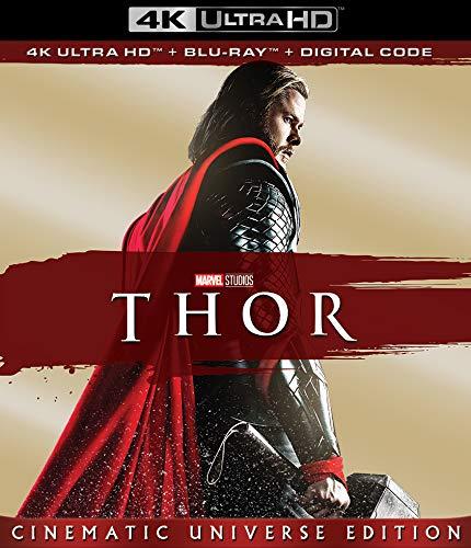 4K Blu-ray : Thor (2 Discos)