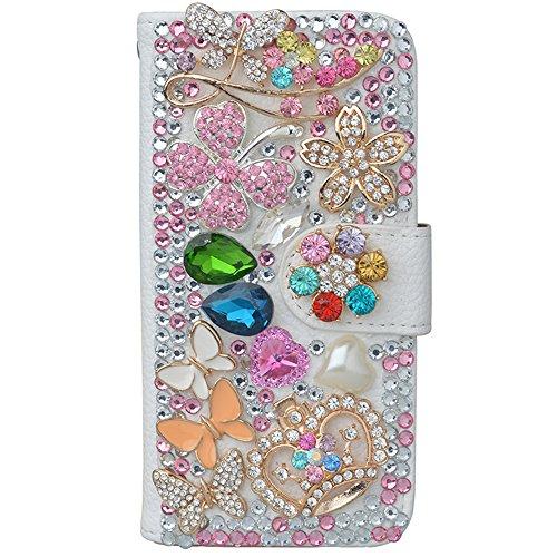 evtechtm-pour-iphone-5c-floral-crown-bling-crystal-glitter-style-book-folio-pu-housse-en-cuir-avec-s