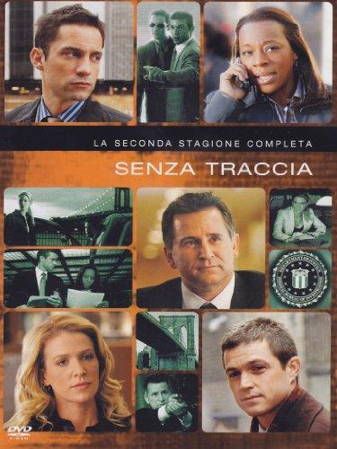 Senza Traccia - Stagione 02 (4 Dvd)