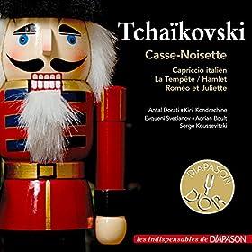 tchaikovsky casse noisette les indispensables de diapason kiril kondrachine evgueni. Black Bedroom Furniture Sets. Home Design Ideas