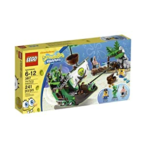 LEGO SpongeBob The Flying Dutchman