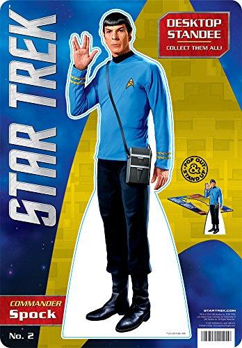 Aquarius Star Trek Spock Desktop Standee
