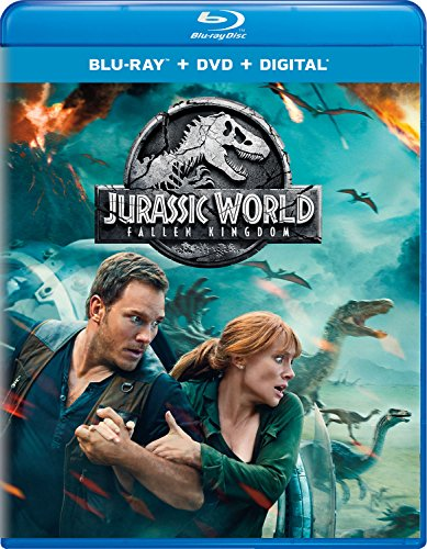 Blu-ray : Jurassic World: Fallen Kingdom (With DVD, Digital Copy, 2 Pack, 2PC)