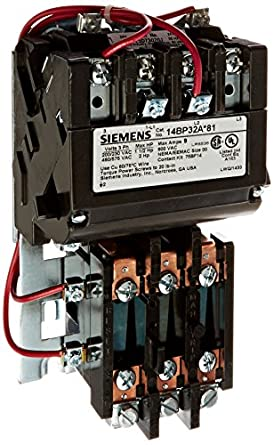 Siemens 14bp32aj81 Heavy Duty Motor Starter Ambient
