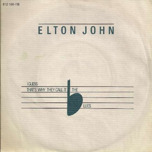 Elton John - I Guess That