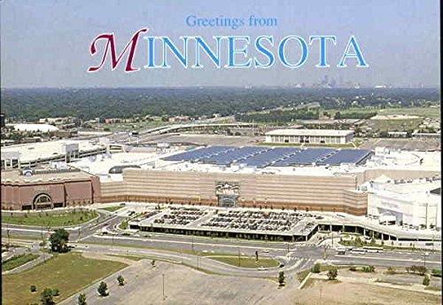 Skyline of Minneapolis from Bloomington