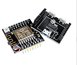 ESP8266 / ESP-12F / Serial WIFI Witty cloud Development Board Module + mini NODEMCU (2 in 1 Best Offer) - Home Automation