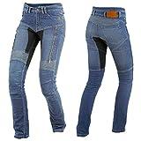 Trilobite PARADO Dupont Kevlar Jeans Damen - blau Größe Inch