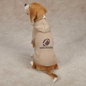 Guardian Gear Casual Canine Sports Hound Hoodie, Large, Baseball