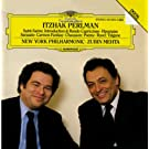 Introduction & Rondo Capriccioso - Havanaise - Carmen Fantasy - Po�me - Tzigane