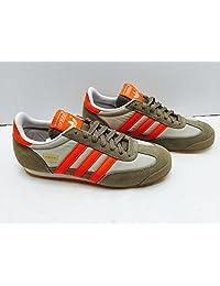 Adidas Dragon B44296 MEN Orange/brown