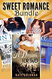 (FREE on 1/20) Sweet Romance Bundle by Kate Goldman - http://eBooksHabit.com