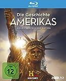 Image de Die Geschichte Amerikas-die Biografie Einer Nation [Blu-ray] [Import allemand]