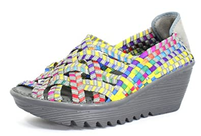 Bernie Mev Women Hope Fashion-Sneakers,Multi,39
