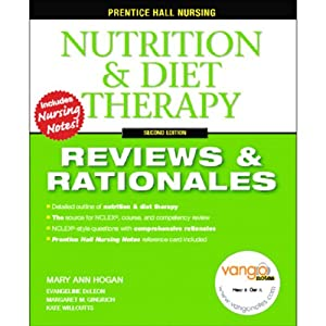 VangoNotes for Nutrition & Diet Therapy | [Mary Ann Hogan, Marge Gingrich, Evangeline DeLeon]