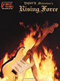 img - for Yngwie J. Malmsteen's - Rising Force: Guitar Recorded Versions, with Notes & Tab book / textbook / text book