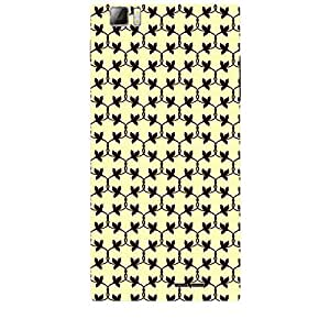Skin4Gadgets ABSTRACT PATTERN 271 Phone Skin STICKER for LENOVO K900