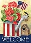 Toland Home Garden Patriotic Watering…