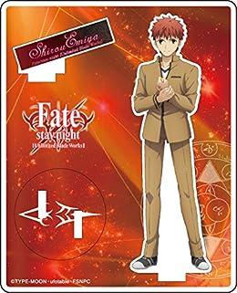 Fate/stay night [Unlimited Blade Works] アクリルフィギュアコレクション 衛宮士郎