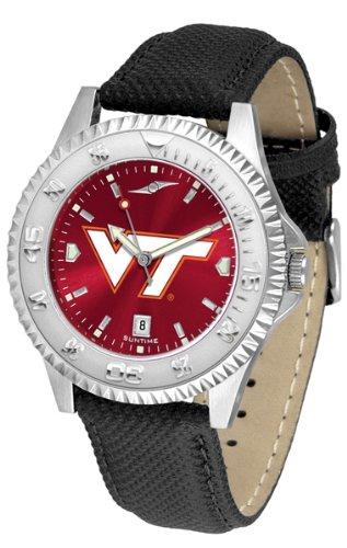 Virginia Tech Hokies Competitor Anochrome Sports Watch