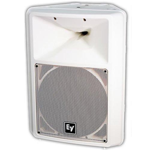 Ev Electro Voice Sx300We 300-Watt 12-Inch 2-Way Dj Pa Speaker White New