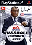 Fussball Manager 2005 [EA Most Wanted]