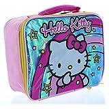 Hello Kitty Kids Stars And Rainbows Lunch Bag Stars And Rainbows Lunch Bag