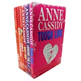 Anne Cassidy 6 Books Collection Set (Guilt Trip, Looking for JJ, Just Jealous, Missing Judy, Love Letters, Tough Love) Anne Cassidy