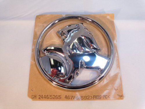 Emblem Logo Holden Löwe Opel 129628 93171987 10cm Durchmesser