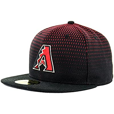 MLB Arizona Diamondbacks Men's Authentic Collection On Field 59FIFTY Fitted Cap