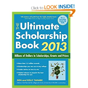 The ultimate scholarship book 2013 billions of dollars in for Apple 300 dollar book