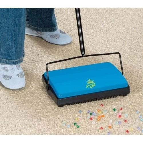 Bissell Sweep-up Sweeper Pets Carpet Floors Cordless * Perfect for Cat Litter by Carpet Sweepers (The Incredible Sweeper compare prices)