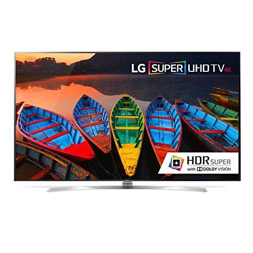 LG Electronics 75UH8500 75-Inch 4K Ultra HD Smart LED TV (2016 Model)