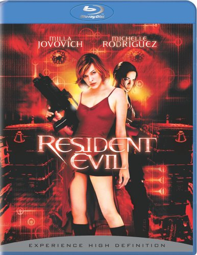 Cover art for  Resident Evil [Blu-ray]