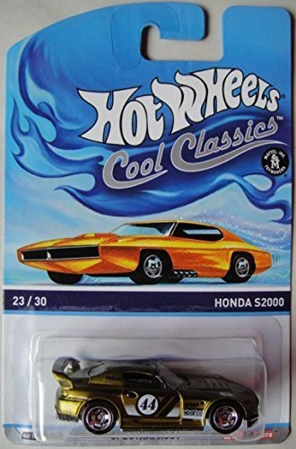 HOT WHEELS COOL CLASSICS HONDA S2000 23/30 - 1