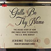 Gallo Be Thy Name: The Inside Story of How One Family Rose to Dominate the U.S. Wine Market | [Jerome Tuccille]