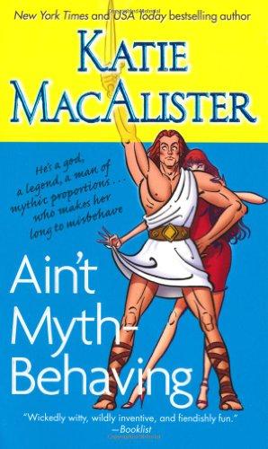Image of Ain't Myth-behaving: Two Novellas