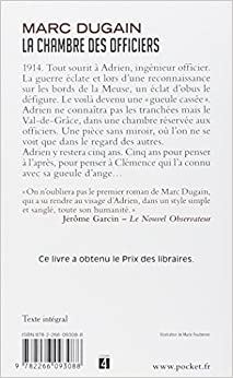 La chambre des officiers french edition marc dugain 9782266093088 books - Marc dugain la chambre des officiers ...
