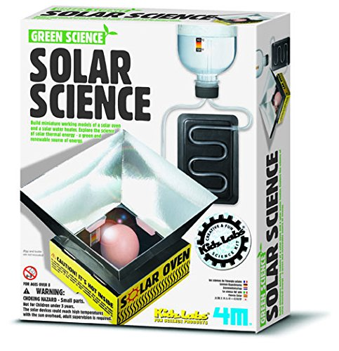 4M - Eco cocina solar, juguete educativo (004M3278)