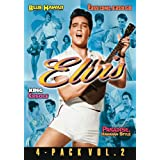 Elvis Four-Movie Collection, Vol. 2 (Blue Hawaii / Easy Come, Easy Go / King Creole / Paradise, Hawaiian Style...
