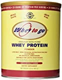 Solgar - Whey Protein Powder Natural Vanilla, 32 oz powder